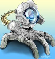 Robotic Hand by blackizzy
