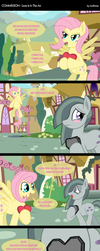 COM - Love Is In The Air (COMIC) by LadyAniDraws