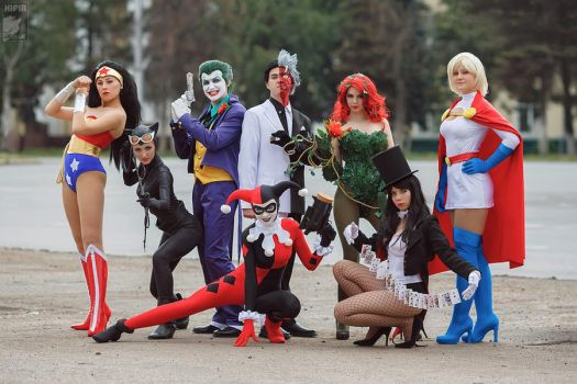 DC Band by Rei-Doll