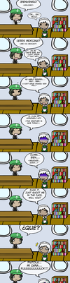 Princess and Butler- Language Barrier by TobiObito4ever