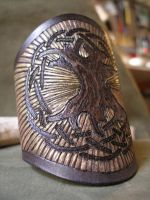 'Tree of Life' bracer by morgenland