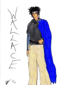 Collab - Wallace by Aisuryuu