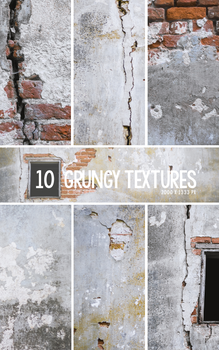 Grungy Texture Pack by landkeks-stock