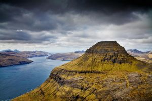 Faroe Island by Lain-AwakeAtNight