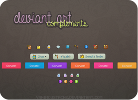 deviantART complements PNG by Yahi-m