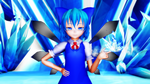 Happy Cirno Day 2015! by headstert