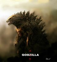 Godzilla 62nd! by Mirroraptor