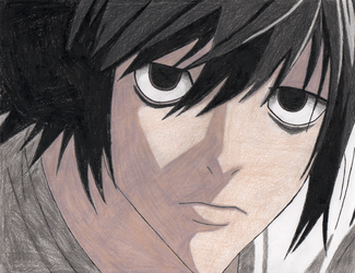 L Lawliet by GodRules311