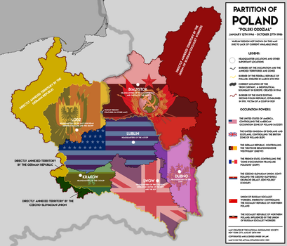 AH: The Partition of Poland (II) by Concleror