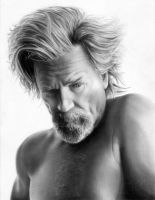Jeff Bridges by KristofferNS