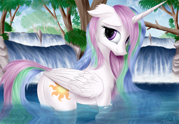 Sweet Relaxation [Week 28] by AurelleahFreefeather