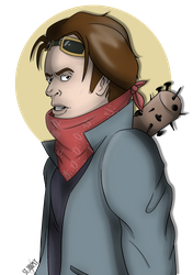 Steve Harrington by stjaimy