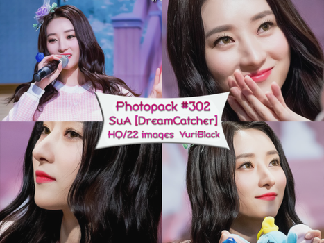 Photopack #302 - SuA [Dreamcatcher] by YuriBlack