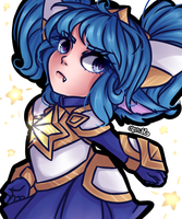 Star Guardian Poppy by Nyamuh