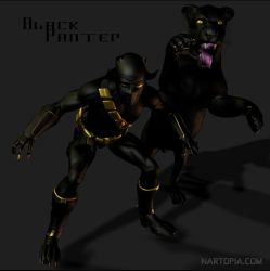 Black Panther2 by blackzig