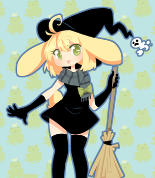 witch by ProofMe