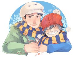 Hamada Bros Winter Edition by tam01