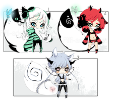[CLOSED] ADOPT AUCTION 194 - Enigma by Piffi-sisters