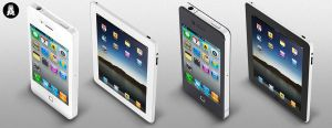 Apple Mobile Archigraphs Icons by Cyberella74