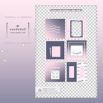 ICON TEXTURE - Candydoll x6p by sachikoluver