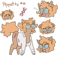 Pippette by Alabean