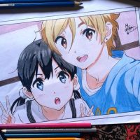 Tamako And Mochizou by naliftah