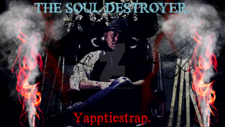 The Soul Destroyer! by WhiteSpectre43