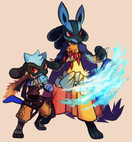 attack by extyrannomon
