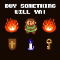 BUY SOMETHING WILL YA by likelikes