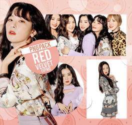[PNG] RED VELVET - PNG PACK #7 by michiru92