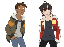some boys by summer-draws
