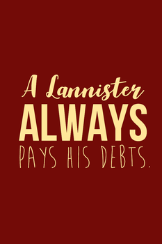A Lannister always pays his debts by inkandstardust