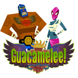 Guacamelee Dock Icon by Rich246