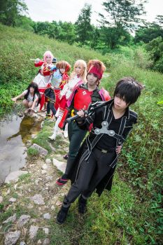 Sword Art Online - Adventuring Time! by Adellexe