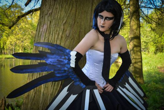 One for Sorrow, Two for Joy by Icedrop21