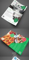 Multipurpose Corporate Flyers, Magazine Ads vol 3 by env1ro