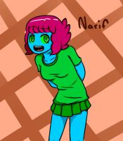 Narif by wazzaldorp by DerianRPG