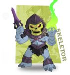Meejitz - Skeletor da Warrior by happymonkeyshoes