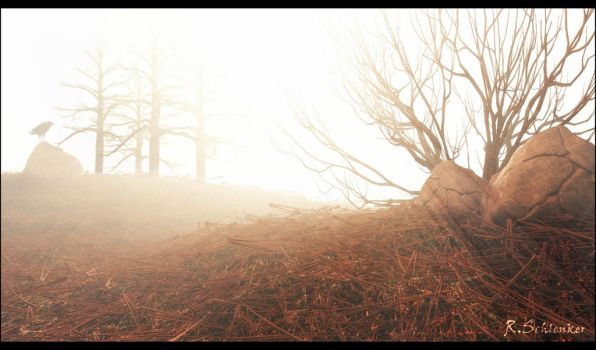 Red Forest 7 by ubatuba74