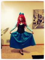 Katsucon 2013--Ariel! by TgIiDgUiS
