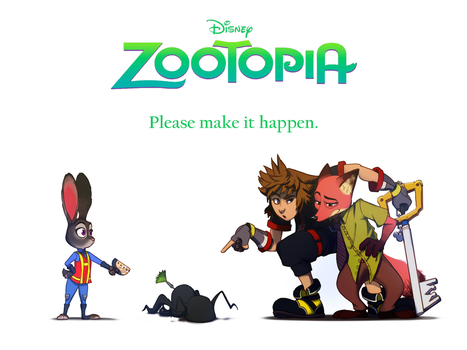 Zootopia by Blackblader