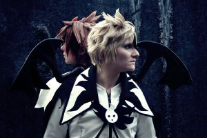 We are the night by Evil-Uke-Sora