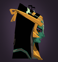 The Legend of Zelda - Midna by CASEYDOES