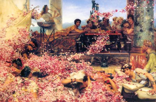 The Roses of Heliogabalus by Annabella-Charlie