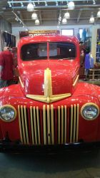 if ironman was an old-timey truck by TheWalrusclown