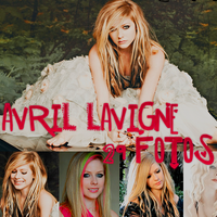 Avril Lavigne Photo's by DisneyEditions