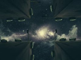 Parallel Universe by A7md3mad