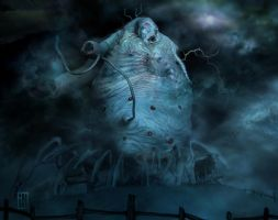 Dunwich Horror  001 by skullbeast