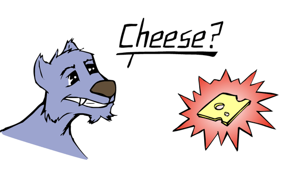 Say cheese by kohath