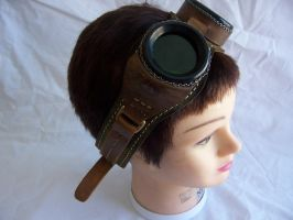 Steam Punk Goggles by Altitude-Artisan